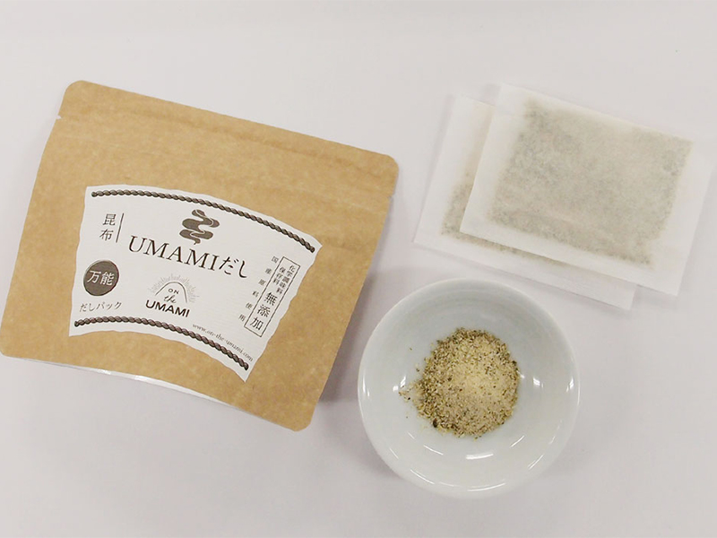 Umami Dashi d'algues varech & champignons Shiitake