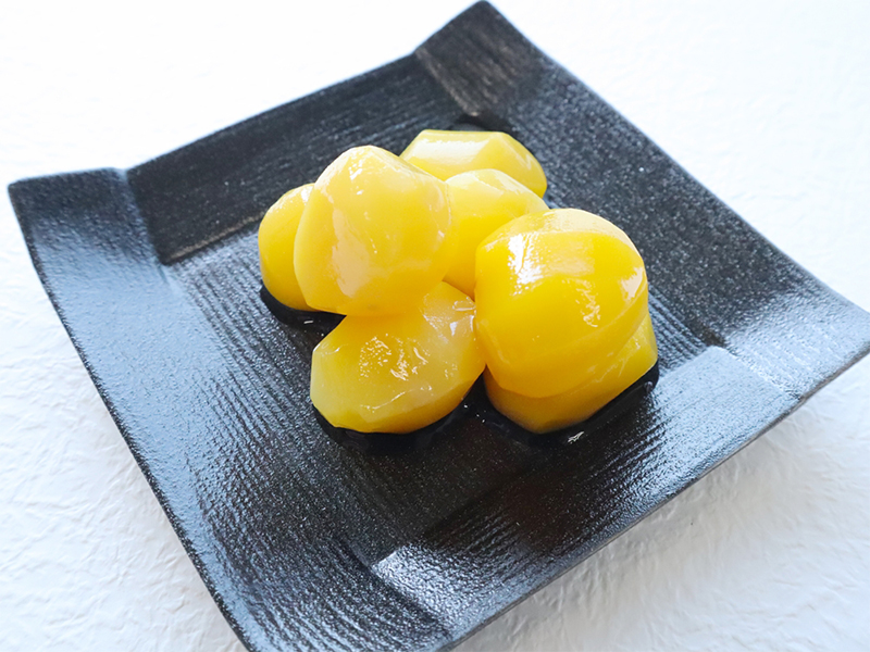 Marrons (Chestnuts) in syrup Kanro-ni