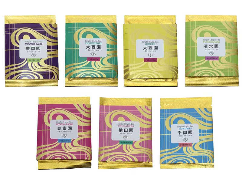 sayama green tea assortment packs