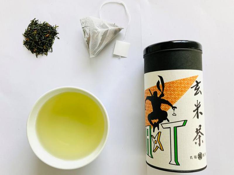 Genmai-cha teabag